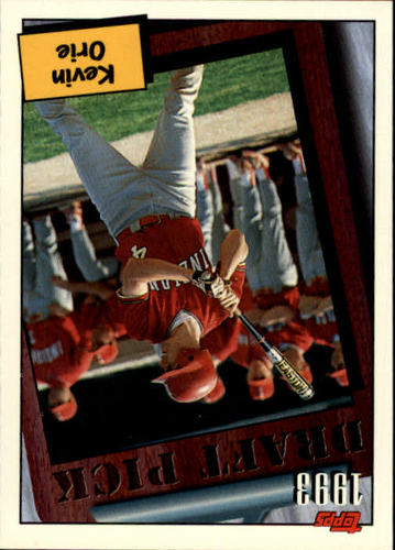 Photo of 1994 Topps #762 Kevin Orie RC