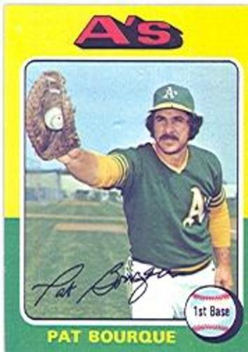 Photo of 1975 Topps #502 Pat Bourque