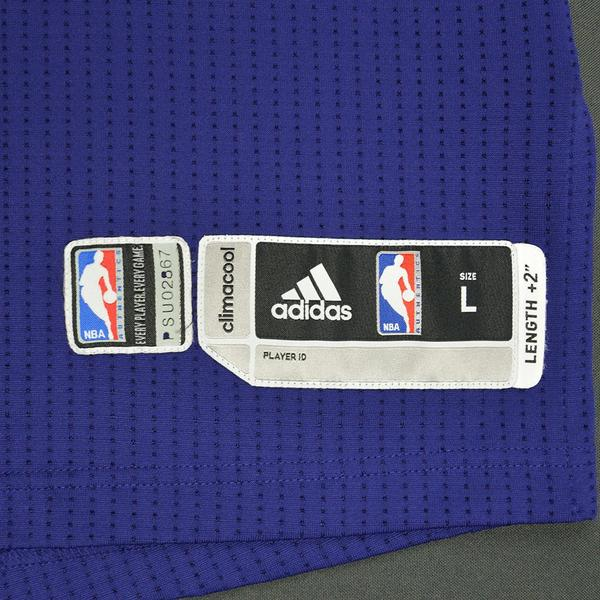 7710a72e6 Devin Booker - Phoenix Suns - Game-Worn Purple