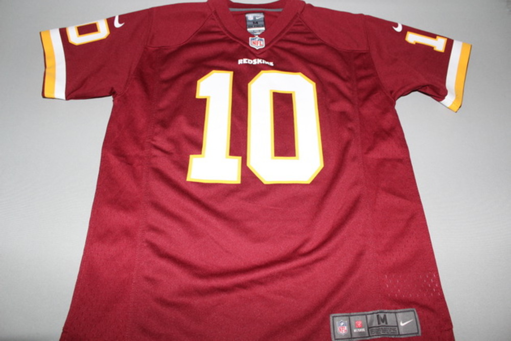 huge discount 60153 97a4a NFL Auction | REDSKINS - ROBERT GRIFFIN III NIKE REPLICA ...