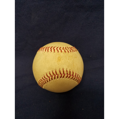 Game-Used Baseball: Albert Pujols Career Hit # 2,932