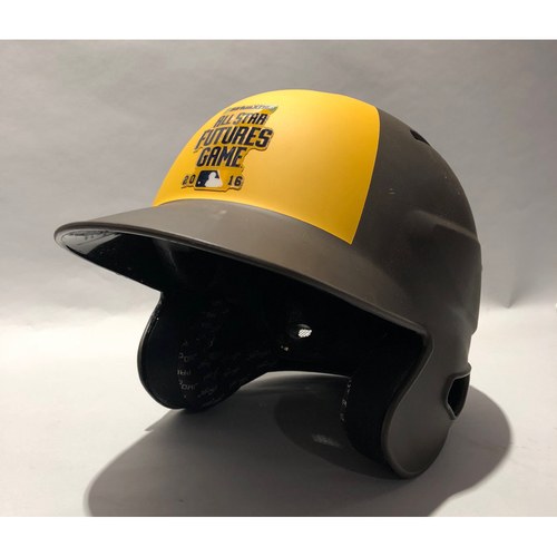 Photo of 2016 Futures Game - Amed Rosario Game-Used Batting Helmet