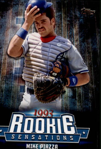 Photo of 2015 Topps Update Rookie Sensations #RS4 Mike Piazza