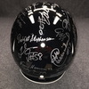 PCF - Walter Payton Man of the Year multi signed revolution helmet (including Drew Brees, Peyton Manning, Joe Green, Dan Marino, and Roger Staubach) signed by over 27 players