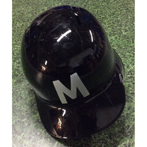Photo of Ryan Braun 2018 Game-Used Milwaukee Bears Batting Helmet