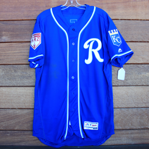 Photo of Team-Issued Jersey: Taylor Featherston (Size 46)