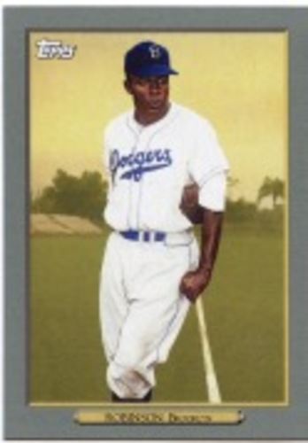 Photo of 2020 Topps Turkey Red '20 Series 2 #TR20 Jackie Robinson