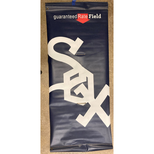 Photo of White Sox 1969 Alternate Logo Banner - NOT MLB Authenticated