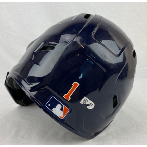 Photo of Carlos Correa Game-Used Helmet - 8/16/2020 vs. SEA - Size 7 1/2