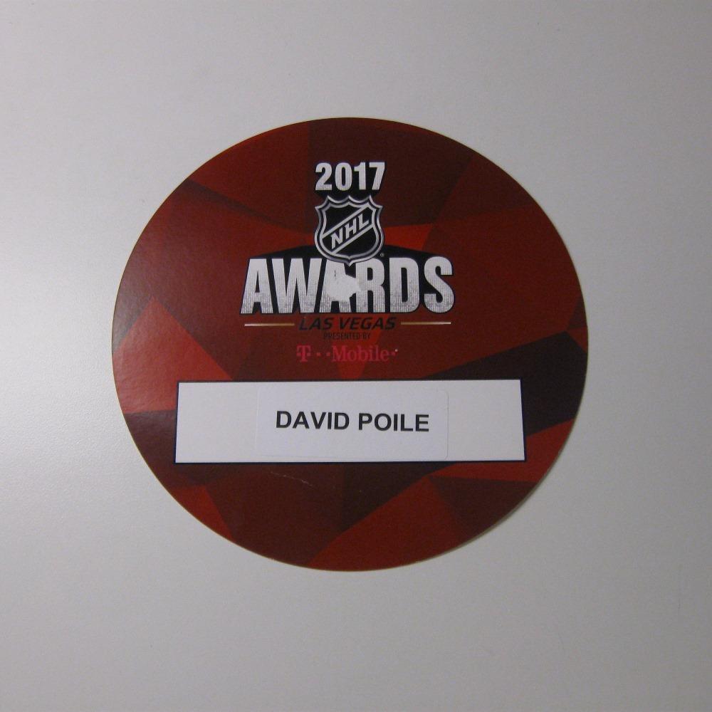 2017 NHL Awards