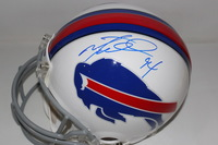 NFL - BILLS MARIO WILLIAMS SIGNED BILLS PROLINE HELMET