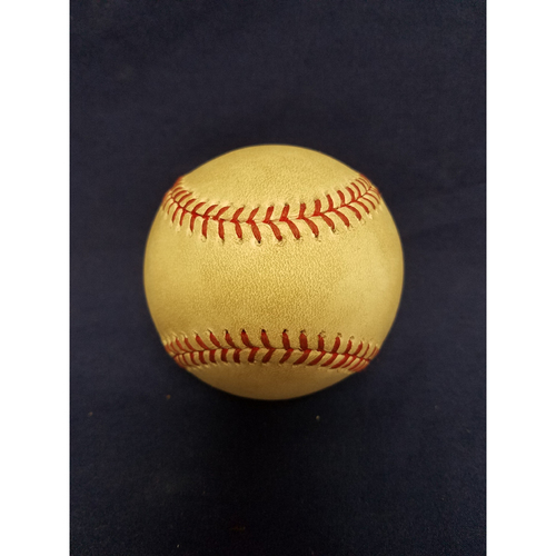 Photo of Game-Used Baseball: Kole Calhoun Single v Seattle Mariners - 9/30/17