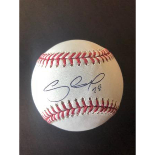 Photo of Giants Community Fund: Pablo Sandoval Autographed Baseball