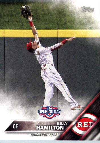 Photo of 2016 Topps Opening Day #OD190 Billy Hamilton