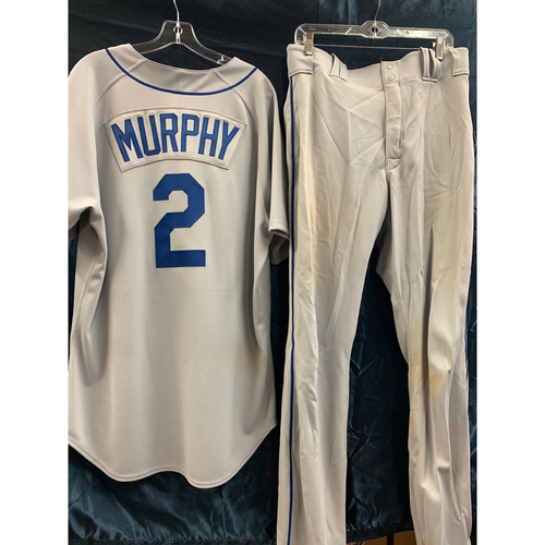 2019 Turn-Back-The-Clock Tom Murphy Game-Used Uniform Package