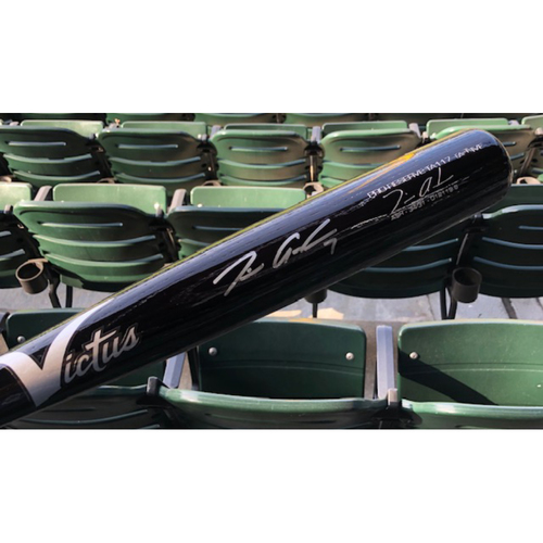 Tim Anderson Autographed Bat
