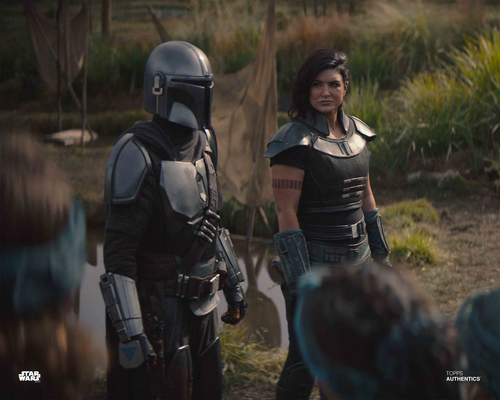 The Mandalorian and Cara Dune