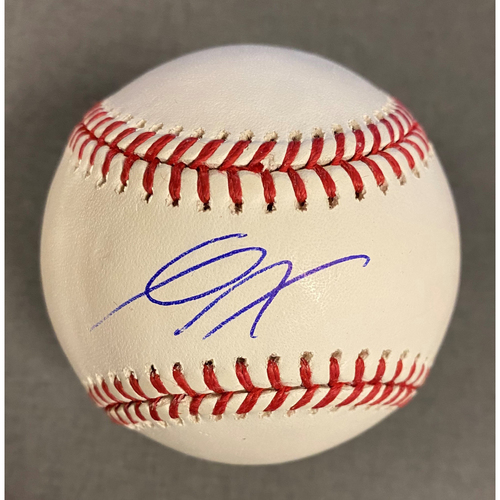 Photo of Gavin Lux Authentic Autographed Baseball