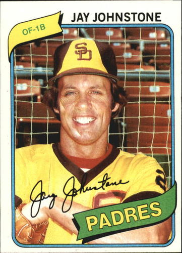 Photo of 1980 Topps #31 Jay Johnstone