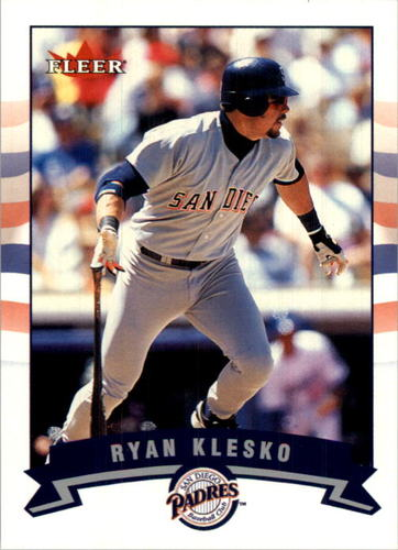 Photo of 2002 Fleer Tiffany #285 Ryan Klesko