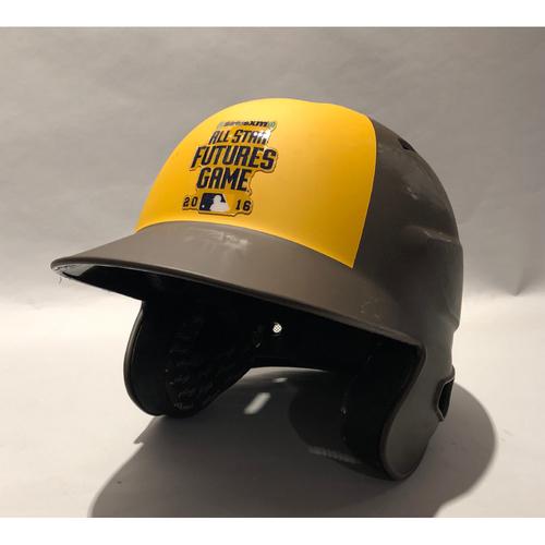 Photo of 2016 Futures Game - Manuel Margot Game-Used Batting Helmet
