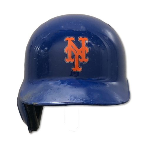 Photo of Jeff McNeil #6 - Team Issued Batting Helmet - 2019 Season