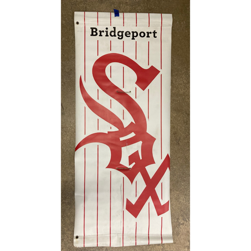 Photo of White Sox 1971 Home Logo Banner - NOT MLB Authenticated