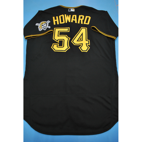 Sam Howard 2020 Team-Issued Road Black Jersey