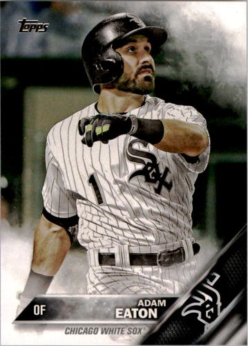 Photo of 2016 Topps #165 Adam Eaton