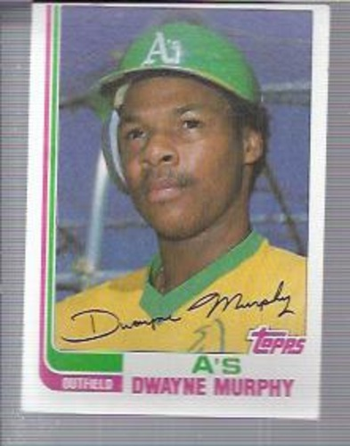 Photo of 1982 Topps #29 Dwayne Murphy