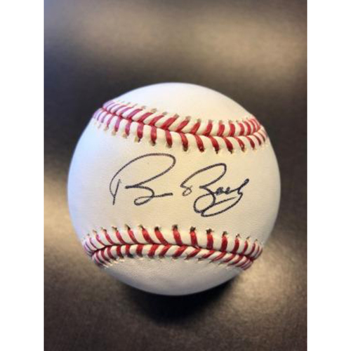 Photo of Giants Wives Auction: Bruce Bochy Autographed Baseball