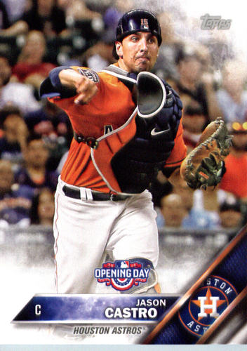 Photo of 2016 Topps Opening Day #OD196 Jason Castro