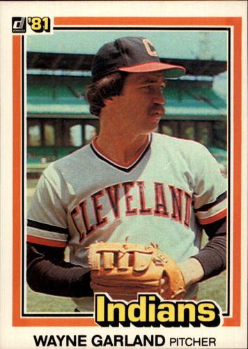 Photo of 1981 Donruss #440 Wayne Garland