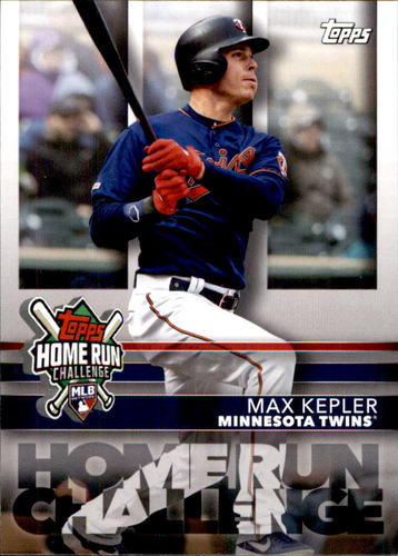 Photo of 2020 Topps Home Run Challenge Code Cards #HRC28 Max Kepler
