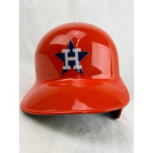 Photo of George Springer 1980's Team Issued Helmet - Size 7 1/4