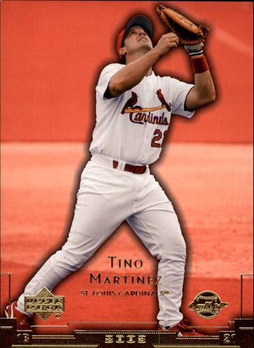 Photo of 2003 Sweet Spot #115 Tino Martinez SP