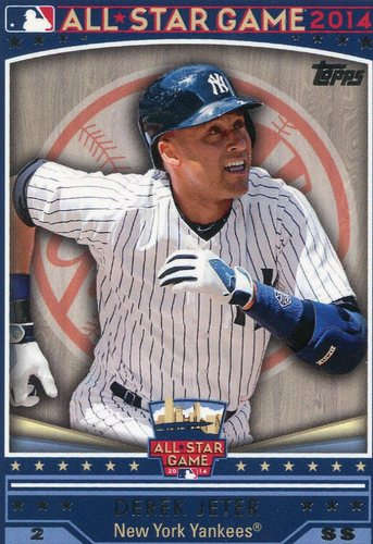 Photo of 2014 Topps All-Star FanFest #WR04 Derek Jeter