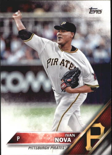 Photo of 2016 Topps Update #US49 Ivan Nova