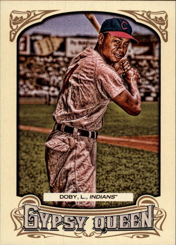 Photo of 2014 Topps Gypsy Queen #199 Larry Doby