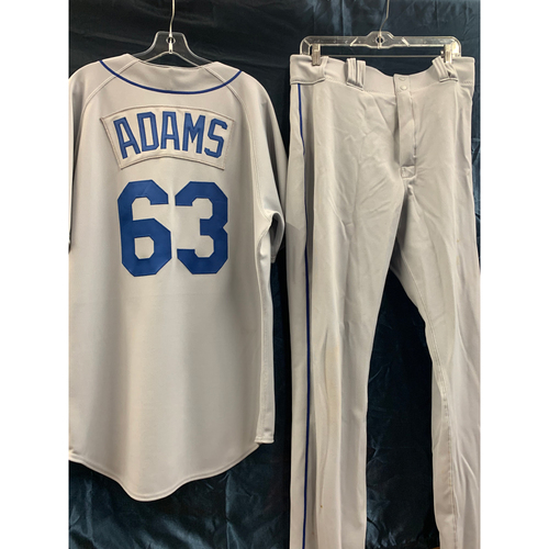 Photo of 2019 Turn-Back-The-Clock  Austin Adams Game-Used Uniform Package