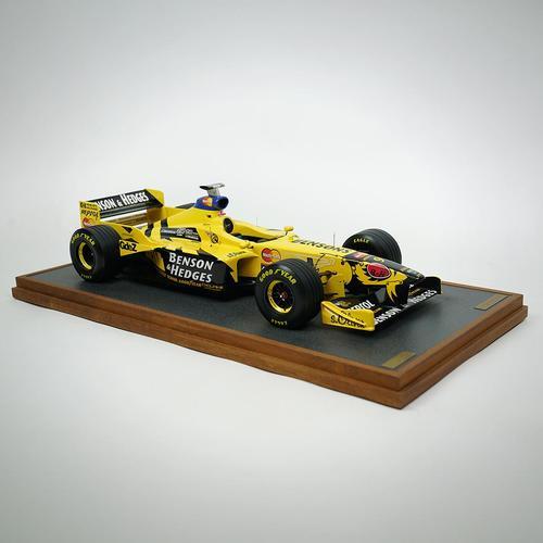 Photo of Jordan 196 1.8 scale model f1 car