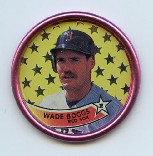 Photo of 1989 Topps Coins #32 Wade Boggs