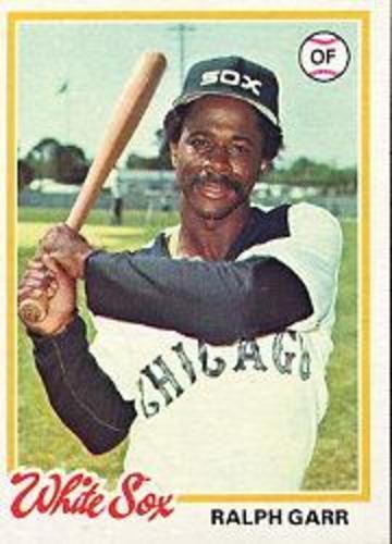 Photo of 1978 Topps #628 Ralph Garr