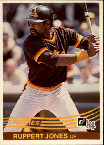 Photo of 1984 Donruss #261 Ruppert Jones