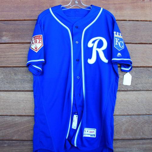 Photo of Team-Issued Jersey: Angelo Castellano (Size 46)