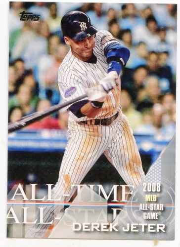 Photo of 2017 Topps All Time All Stars #ATAS28 Derek Jeter