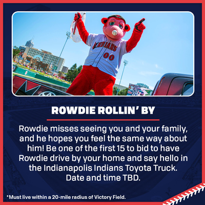 Rowdie Rollin' By 5