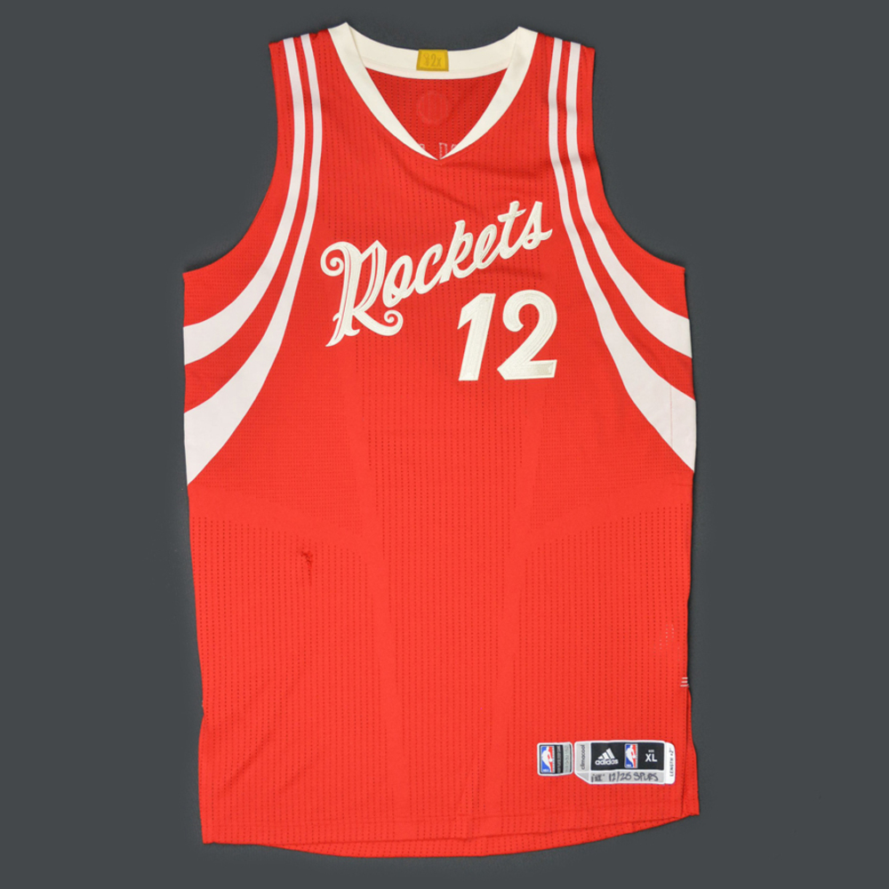 Houston Rockets Jersey History: Game-Worn Jersey