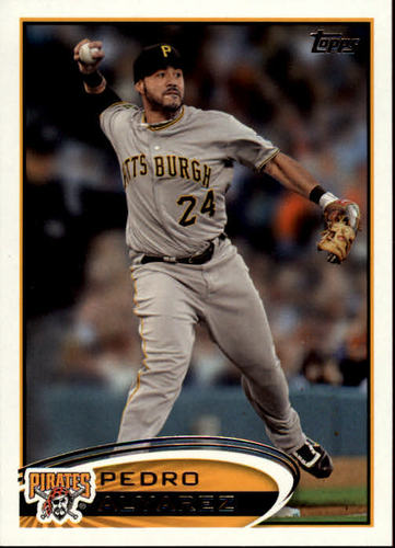 Photo of 2012 Topps #138 Pedro Alvarez