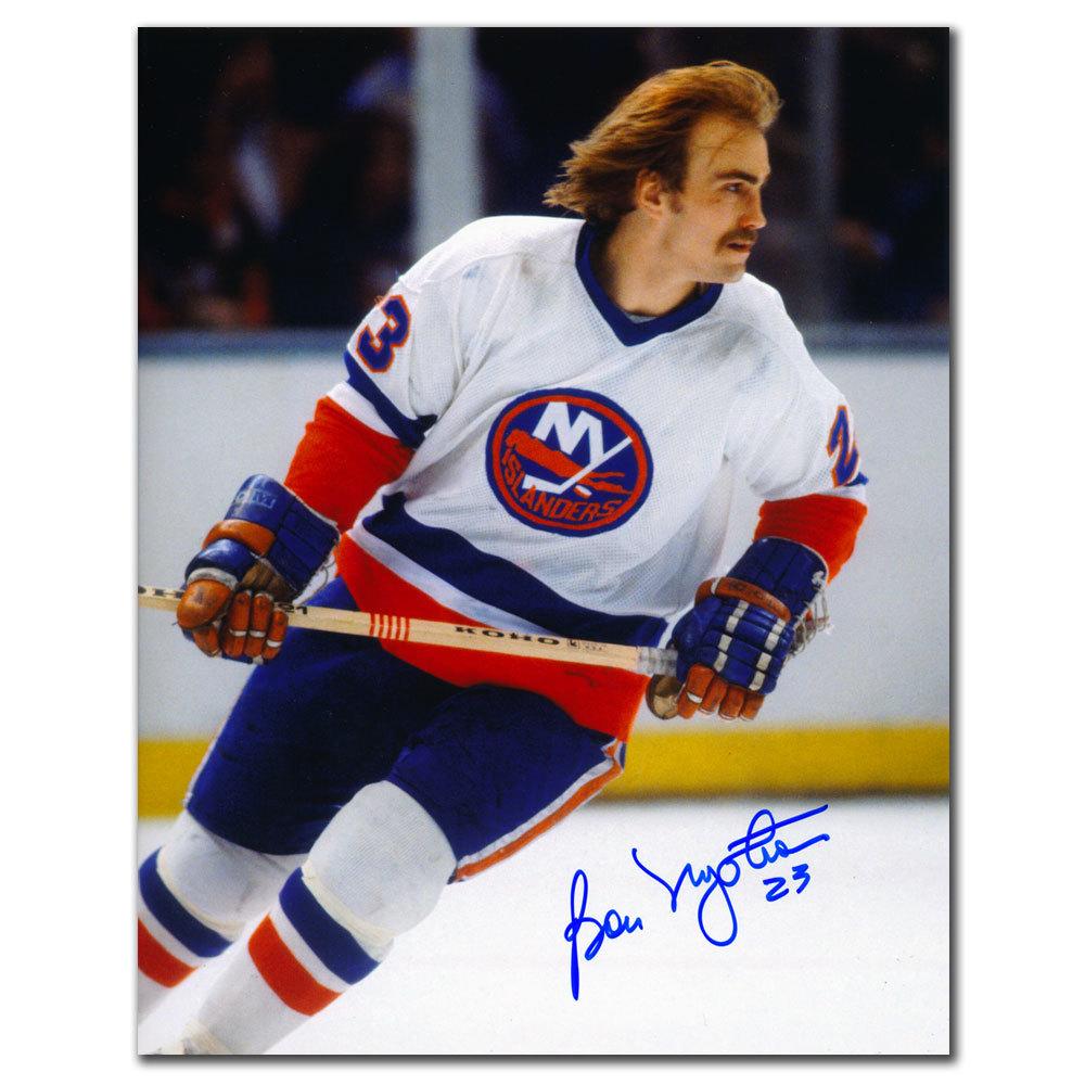 Bob Nystrom New York Islanders Autographed 8x10